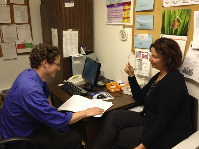 Inwood Clinic New York State Psychiatric Institute